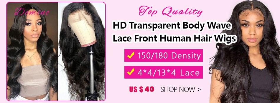 com fecho de cabelo humano pacotes com