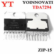 10 sztuk/partia TDA7294 7294 ZIP 15 IC AMP AB MONO 100W 15MULTIWAT