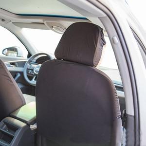 Image 4 - Carnong Universalรถที่นั่งProtectorรถยนต์ยานพาหนะแฟชั่นนุ่มสบายโฟร์ซีซั่นเบาะที่นั่งอัตโนมัติProtector