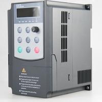 VFD Inverter 1 5 KW/2 2 KW/4KW/5 5 KW Frequenz Konverter CNC Spindel motor speed Control VFD konverter CE