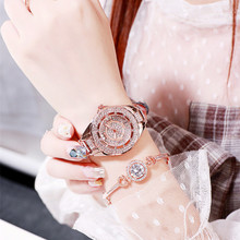 2020 Hot Sale Women Watches Lady Diamond Stone Dress