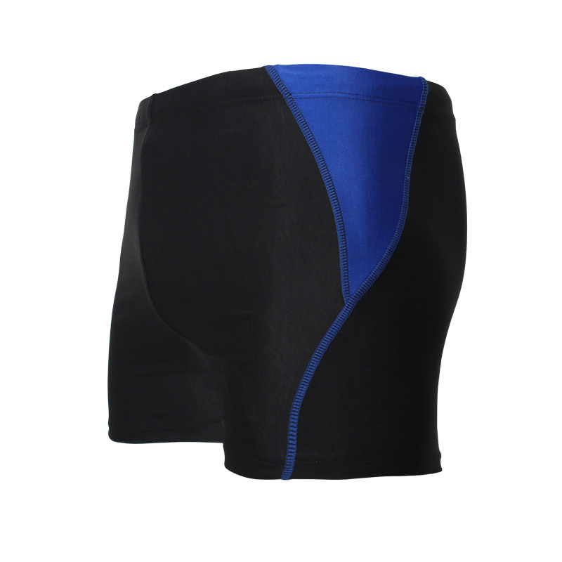 Joint New Style Hot Springs Beach Korean-style-Mixed Colors Men Boxer Swimming Trunks Clothing Quick-Dry Xingcheng