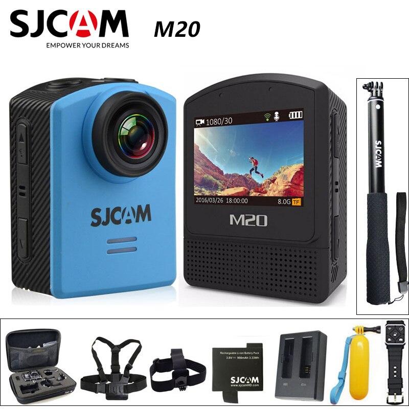 Original SJCAM M20 Sport Action Kamera Unterwasser 4K Wifi Gyro Mini Camcorder 2160P HD 16MP Wasserdichte Sport DV