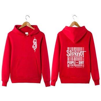 Slipknot hoodie Sweatershirt Rock Band Hoodie Streetwear Hip Hop Hoodie Clothing 4