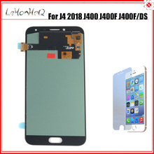For Samsung Galaxy J4 2018 LCD For Samsung J400 J400F J400G/DS J400F/DS LCD Display Touch screen Digitizer Assembly Replacement