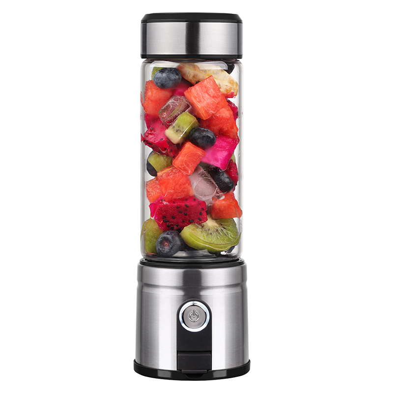 Juicer Blender Portable Electric Juicer Mini Home Automatic USB Charging Small Student  Juice Bottle Juice Machine 2