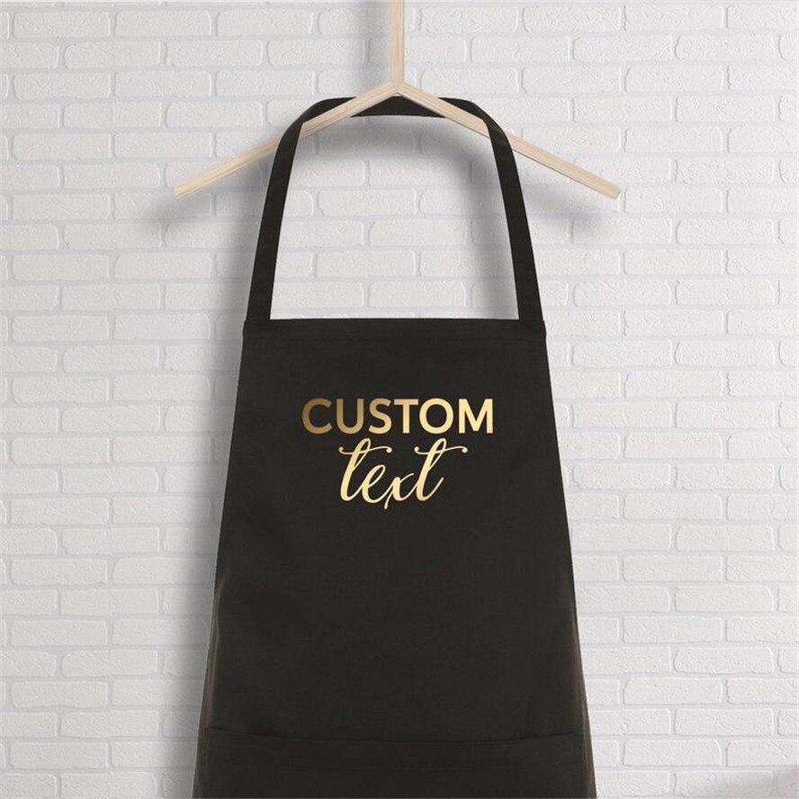 Изготовленный На Заказ фартук, персонализированный именной кухонный фартук для барбекю фартук, подарок на новоселье, подарок матери, подар...