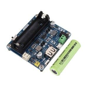 Image 1 - פנל סולארי אספקת חשמל לוח ניהול מודול ליתיום סוללה 6V 24V שמש טעינת מוסדר מטען MPPT USB כוח מתאם