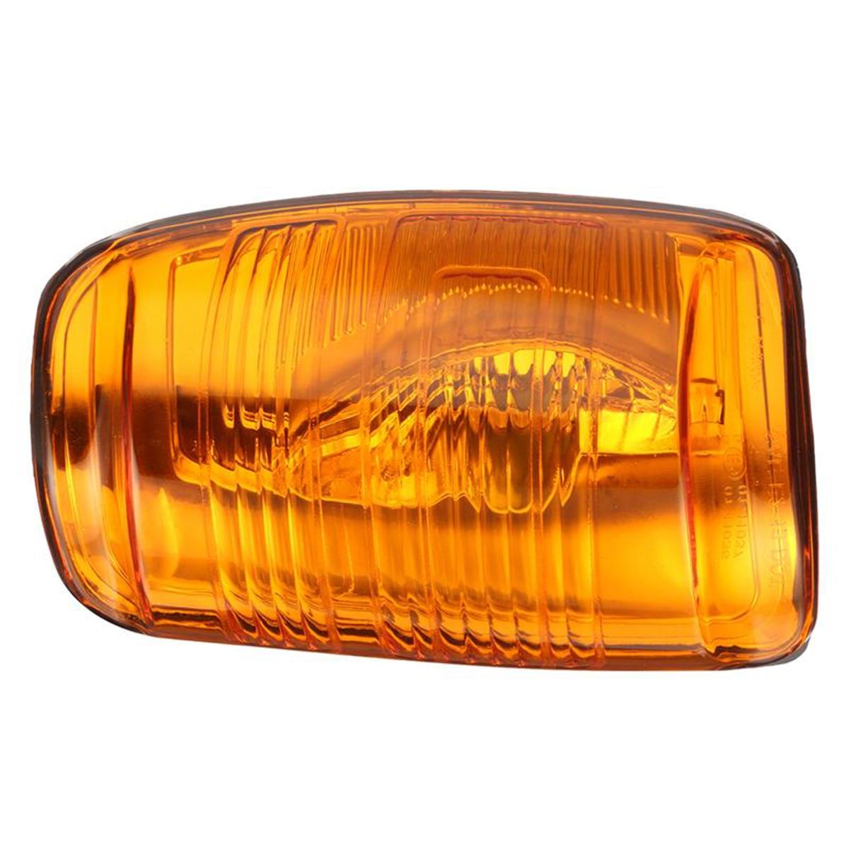 Transit Parts Transit MK6 MK7 Front Left Lh Side Indicator Repeater Light Lamp Orange
