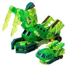 Screechers explosão selvagem velocidade voar deformação carro figuras de ação captura bolacha 360 flips transformação carro brinquedos para crianças presente
