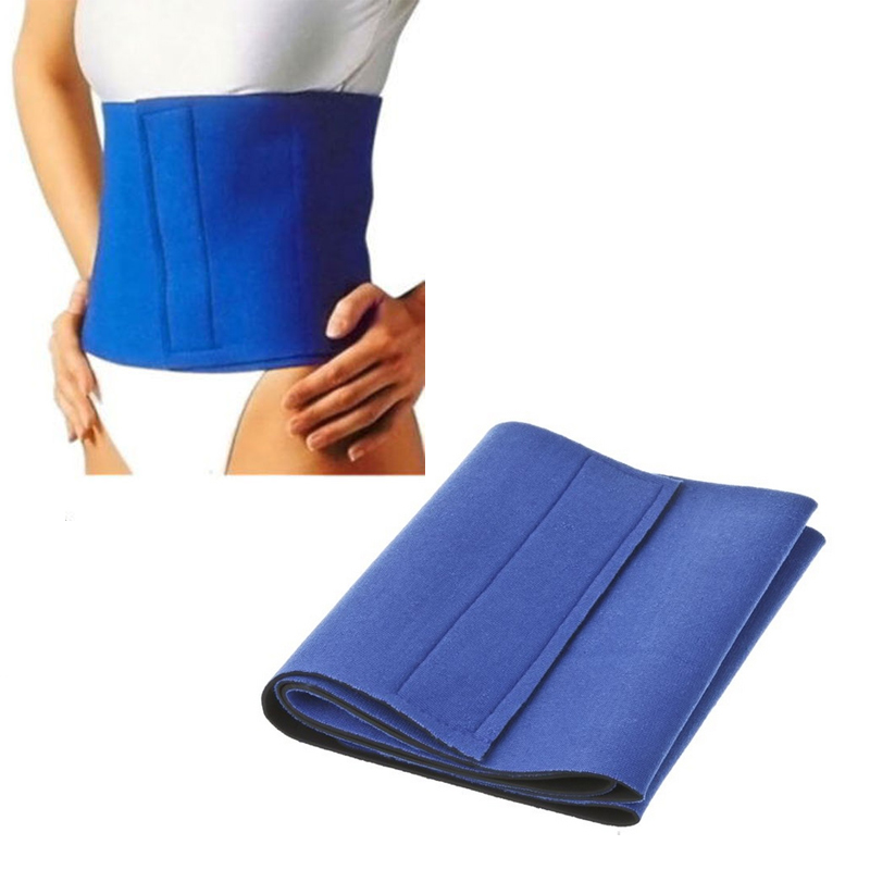 Waist Trimmer Wrap Fat Burning Body Leg Slimming Shaper Belt Sports Wait Protective Belts