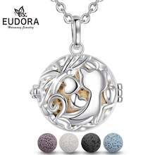Eudora 20 мм Красочный из вулканической лавы каменный шар прекрасный