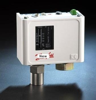 Pressure controller switching relay Manual reset single low pressure KP1 060-1103