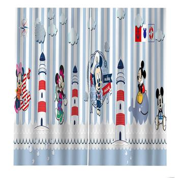 animal cortinas kids curtains blackout beautiful high quality curtains for bedroom Stylish atmosphere