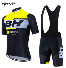 Summer 2020 NORTHWAVE Team Cycling JERSEY quick dry Ropa Ciclismo mens Bicycle clothing GEL breathable short bib sets(China)
