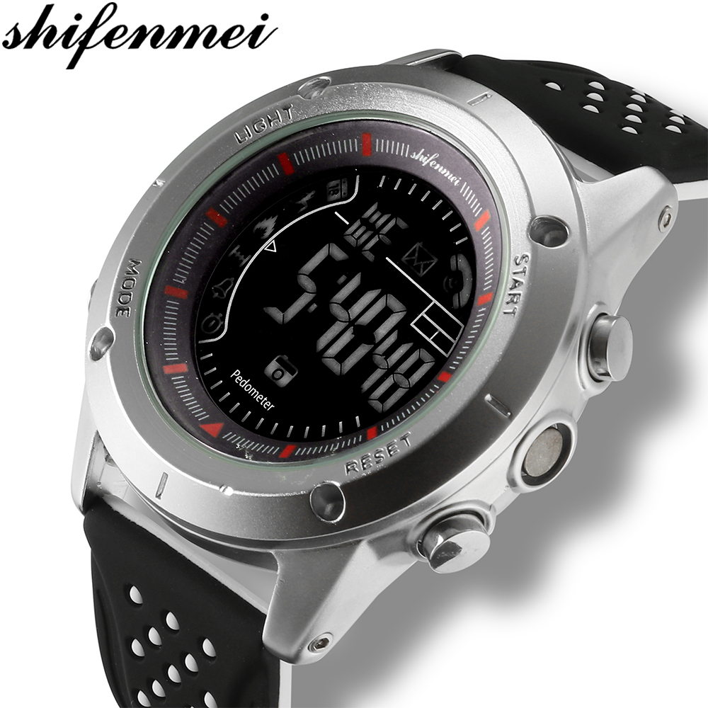 Man Sport Watch Cheep Bluetooth Android/IOS Phones Waterproof GPS Touch Screen Sport Health shifenmei S3129 Smart Men Watches