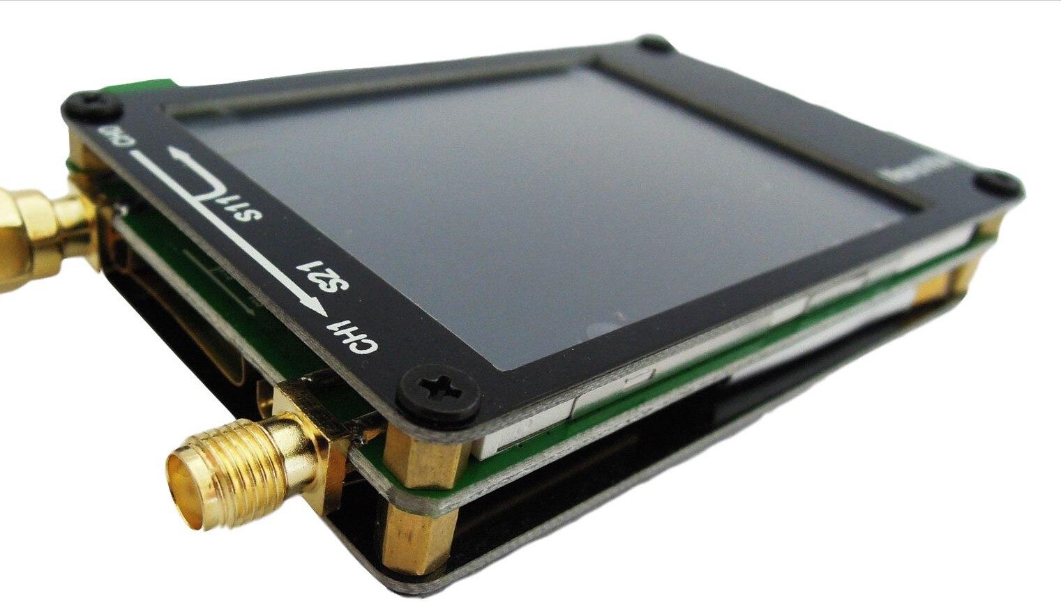 Image 2 - NanoVNA Nano VNA Vector Network Analyzer Antenna Analyzer Standing Wave-in Air Conditioner Parts from Home Appliances