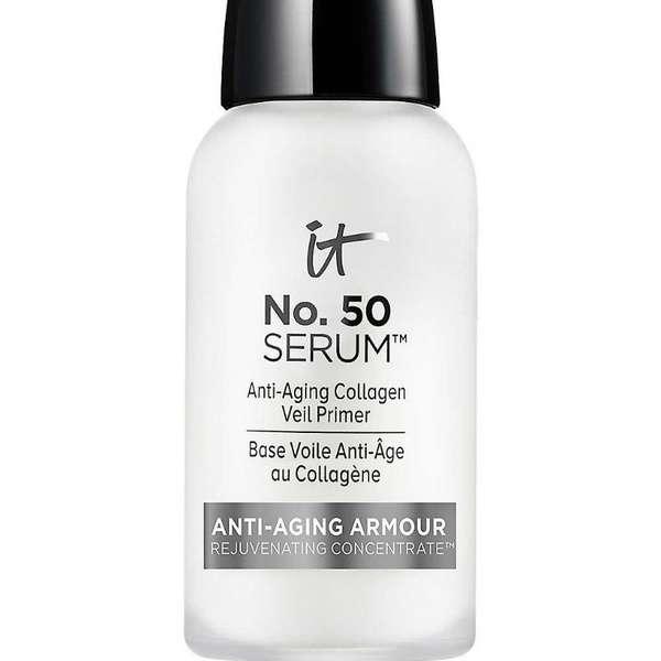 Cosméticos maquillaje Anti-envejecimiento colágeno velo crema hidratante hidratación aceite-Control ojos cuidado de la piel maquillaje piel cartilla