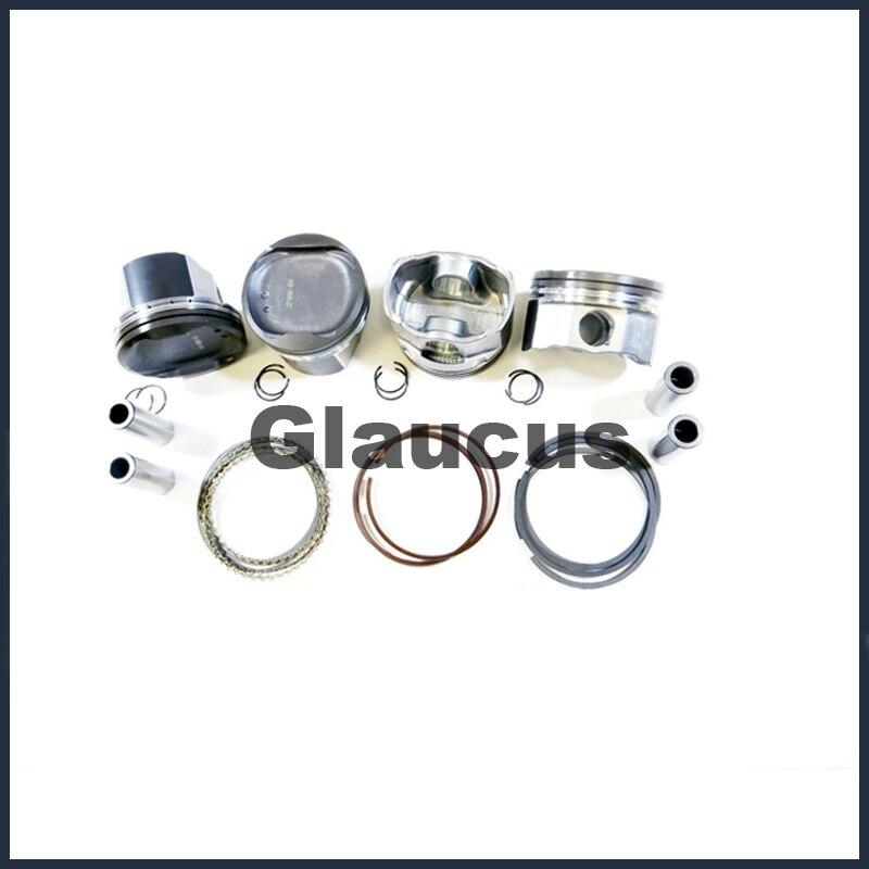 2AZ 2AZFE Engine piston pin ring  for TOYOTA CAMRY RAV4 SOLARA AVENSIS VERSO PREVIA ACR50 2.4L 16V 2362CC 2002-