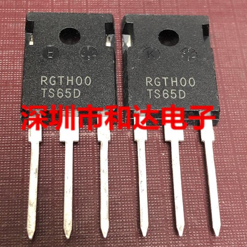 2 шт. Новый RGTH00-TS65D-247 650V 50A