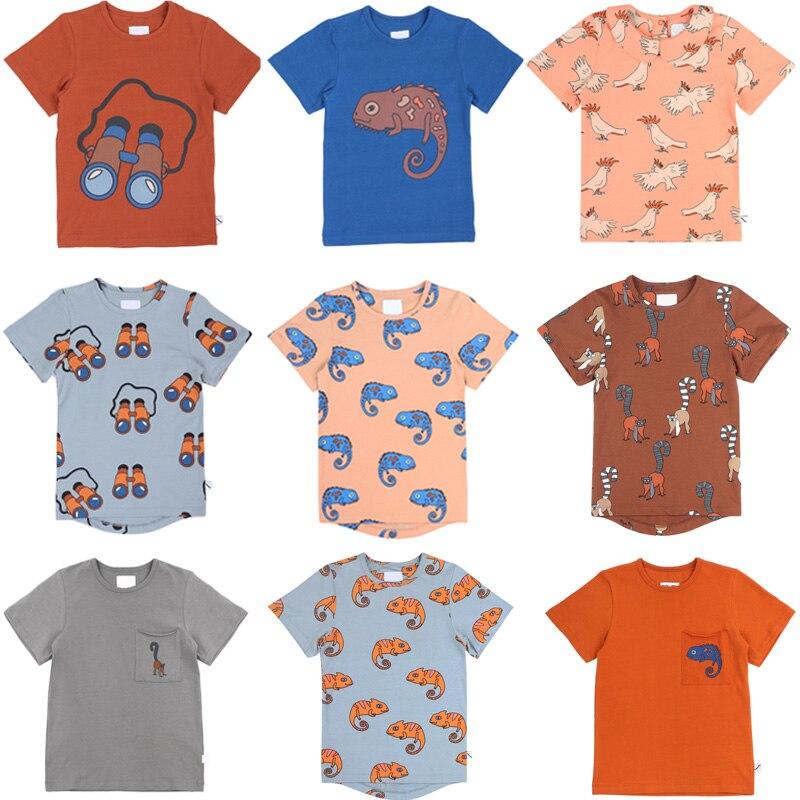 Детская футболка с надписью «рубашки CarlijnQ фирменные летние сандалии, новая коллекция для мальчиков и девочек, принт с героями мультфильмов,...