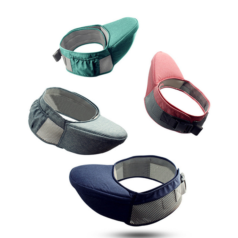 Baby Hip Seat Carrier  Waist Tool Walkers Adjustable Strap and Pocket Baby Front Carrier Infant Toddler Waist Belt Sling Holder