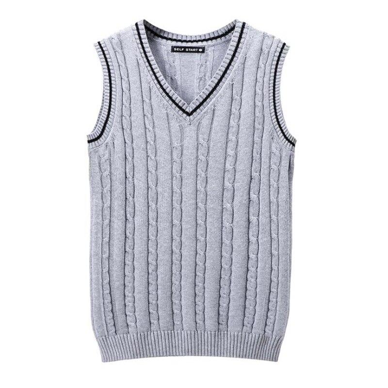 Men Sweater Vest Mens Sleeveless Sweaters Sleveless Sweater Men Sleeveless Wool Coat Men Knitted Men Waistcoat Wool Pullover