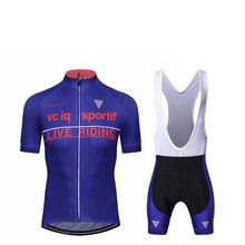 Equipo de Ciclismo de Carretera para hombre, ropa deportiva para bicicleta de montana, ropa deportiva de verano de manga corta