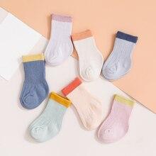 2020 новые детские носки мягкие и удобные для мальчиков девочек