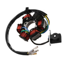 Replacement Engine kit Accessories Pole Ignition 50CC-125CC ATV Wiring(China)