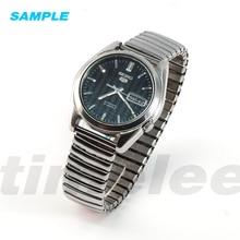 12 14 16 18 20 22 мм растягивающиеся детали из нержавеющей стали ремешок для часов серебряные металлические часы с браслетом аксессуары для часов