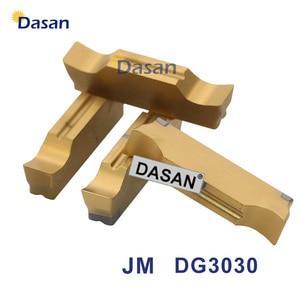 Image 5 - MGGN150 MGGN200 MGGN250 MGGN300 MGGN400 JM Carbide Inserts High Quality Slot Plate Blades cnc lathe Outer Grooving Insert Tool
