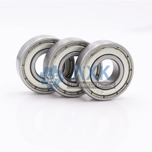 цены Free Shipping 6001ZZ Double Shielded Deep Groove Ball Bearings 28mm x 12mm x 8mm