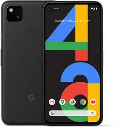 Google Pixel 4A 128 ГБ с одной Sim-картой, черный