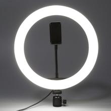 8″ 10″ 12″ LED Ring Light Lamp Selfie Camera Phone Studio Photo Video Dimmable ⑤