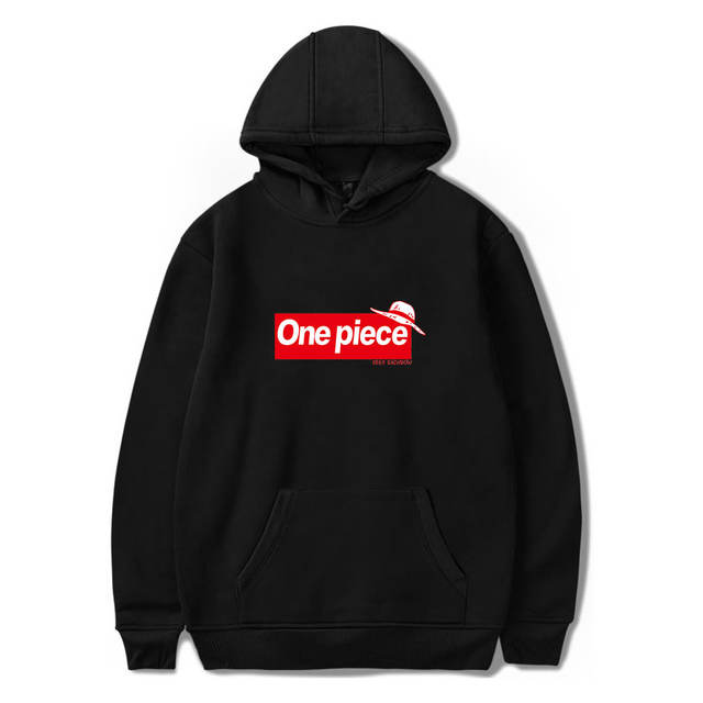 ONE PIECE THEMED HOODIE (6 VARIAN)