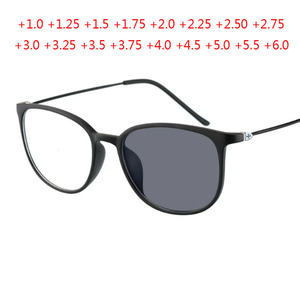 Cat Eye Photochromic Reading G