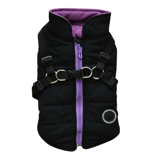 Dog Vest With Harness 6