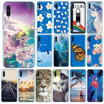 Animal TPU Case For Samsung Galaxy A50 A30s A50s Silicone Cover For SamsungGalaxy A 50 A 30s A 50s 6.4 Phone Cases Fundas Coque image