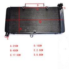 Motorcycle Engine Replace Cooling Cooler Radiator For Honda CBR900RR 1993-1995 CBR 900RR CBR900 RR