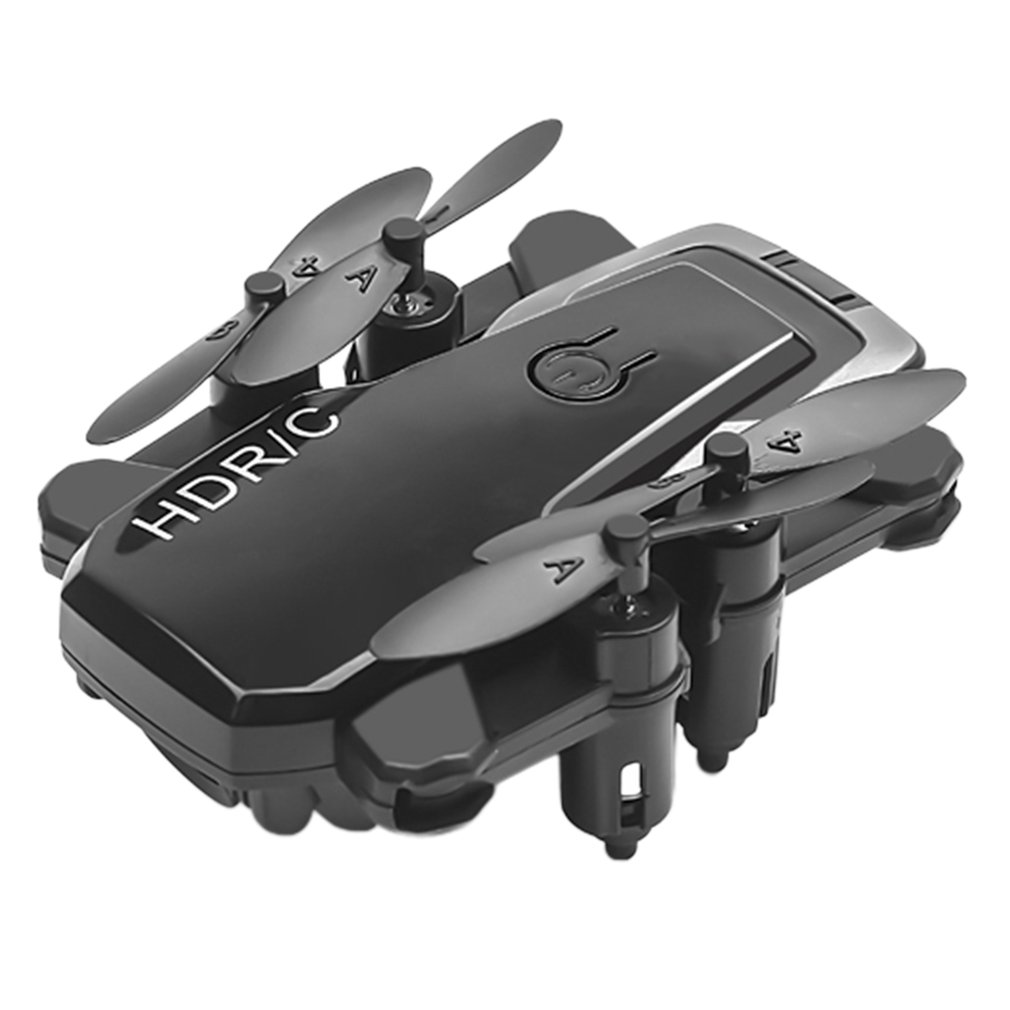 RC Drone UAV 4K HD with Camera Quadrocopter Mini 606 Remote Control Helicopter One-Key Return WIFI Foldable Quadcopter