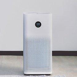 XIAOMI MIJIA oczyszczacz powietrza 2S sterylizator oprócz formaldehydu do mycia czyszczenia inteligentny filtr Hepa gospodarstwa domowego inteligentne APP WIFI 4