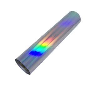Image 2 - Rollo de 80M de papel de aluminio para estampado en caliente para laminado, transferencia de calor en impresora láser, papel para manualidades