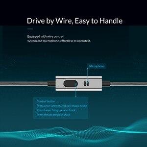 Image 3 - ORICO In Ear 이어폰 스포츠 음악 스테레오 사운드 이어폰 (iphone 12 용 마이크 포함) 12pro Samsung s20 다기능 헤드셋