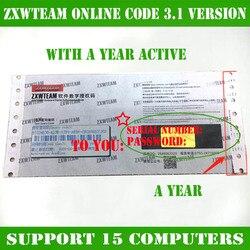 Original zxwteam zxwsoft ferramenta zxw 3.1 software reparação do telefone móvel desenho 1 ano (sem envio, tempo de espera, entrega online)