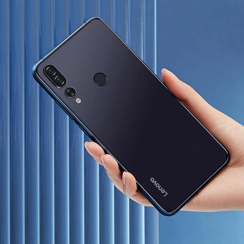 Глобальная версия мобильный телефон Lenovo 4 Гб 64 Гб Смартфон Z5S 6,3 дюймов 2340*1080 задняя камера 16.0MP 8.0MP 5.0MP Восьмиядерный телефон