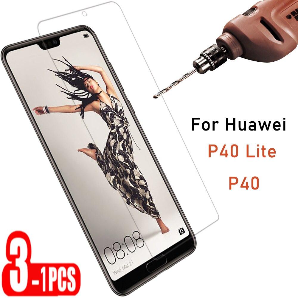 1-3 шт. закаленное стекло для Huawei P40Lite P40 Защита экрана для Huawei P40Lite P40 HD Стекло