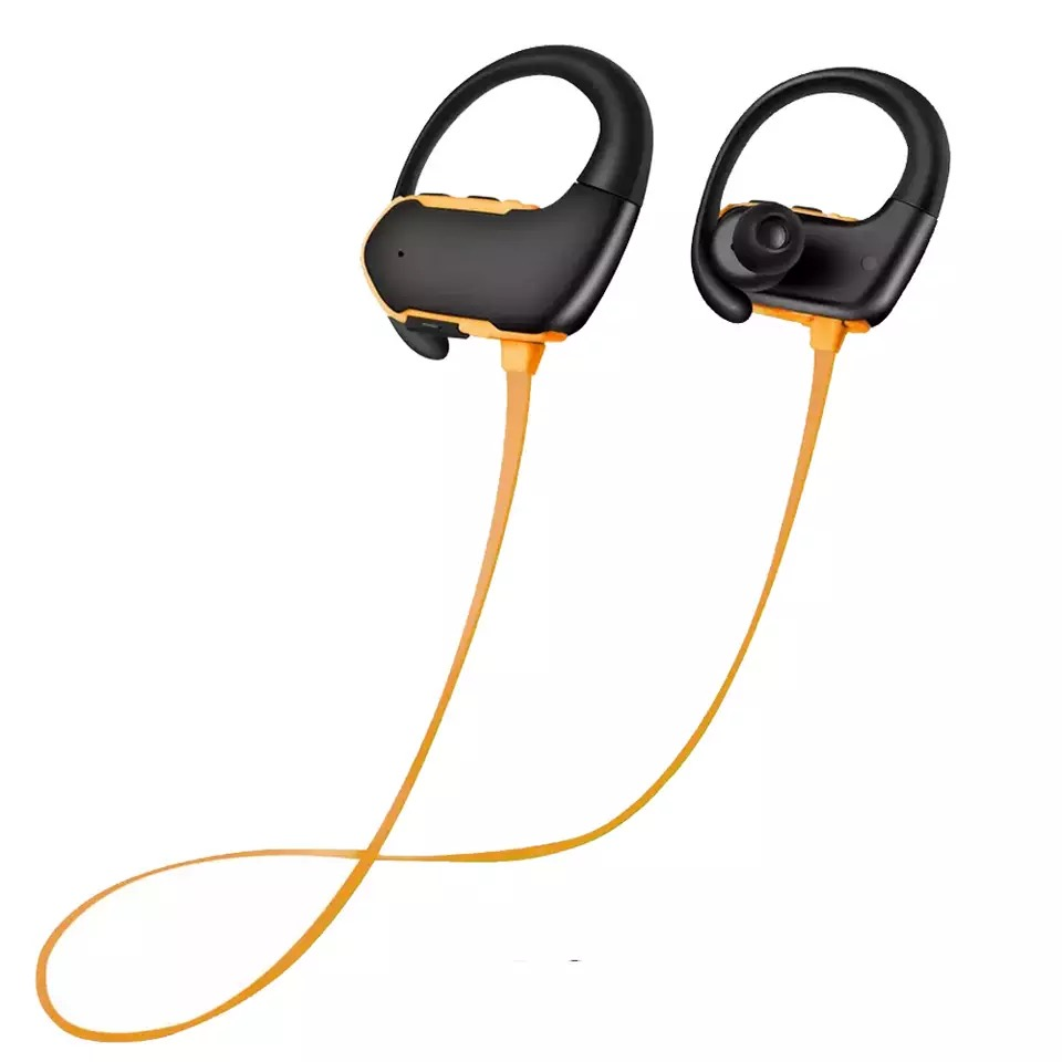 2 IN 1 Hifi Bass Waterproof Stereo Earbuds Earphones Wireless Bluetooth Headphones For Swimming,Running,Sports,Fitness,Gym