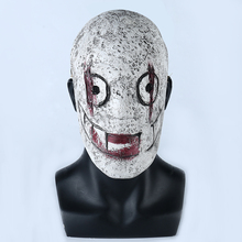 For Game Dead by Daylight The Trapper Cosplay Mask Unisex Full Face Headgear Halloween Latex Masks Costume Gift