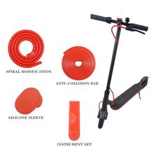 Line-Tube Scooter-Protection-Set Xiaomi Mijia M365/PRO Fender-Hook Electric for Anti-Collision-Strip